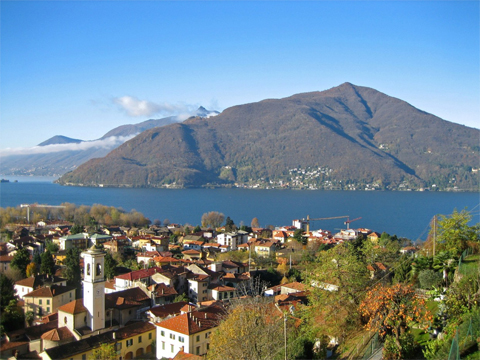 Picture of Lake Como guide and tourist informations about Maccagno