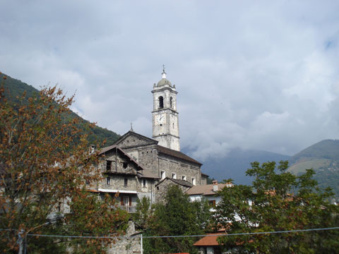 Picture of Lake Como guide and tourist informations about Livo