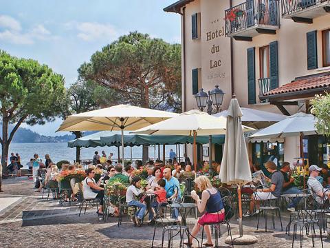 Bild von Ferienwohnungen von privat und Informationen zum Urlaub in Menaggio