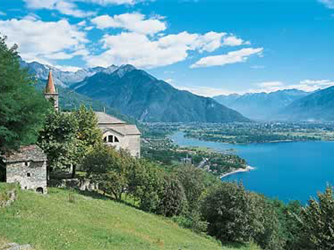 Picture of Lake Como guide and tourist informations about Montemezzo