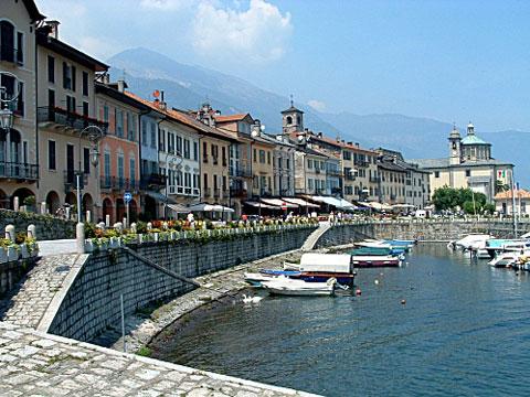 Bild von Ferienwohnungen von privat und Informationen zum Urlaub in Stresa