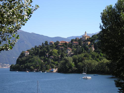 Picture of Lake Como guide and tourist informations about Tronzano