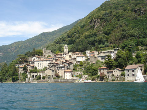 Picture of Lake Como guide and tourist informations about Dorio