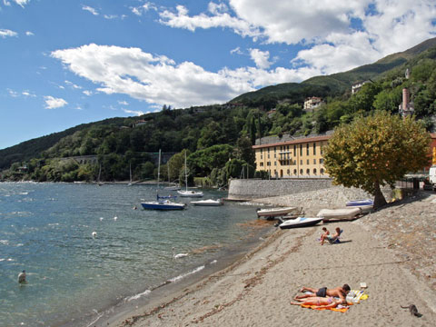 Picture of Lake Como guide and tourist informations about Cremia