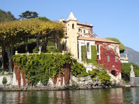Picture of Lake Como guide and tourist informations about Comer See