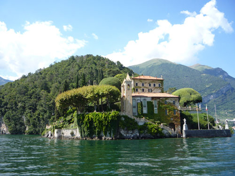 Picture of Lake Como guide and tourist informations about Lenno