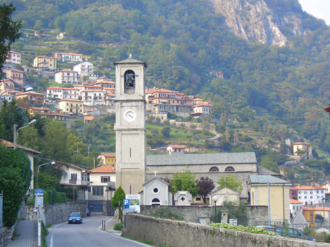 Picture of Lake Como guide and tourist informations about Musso