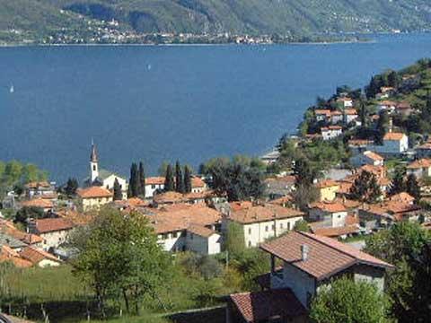 Picture of Lake Como guide and tourist informations about Pianello del Lario