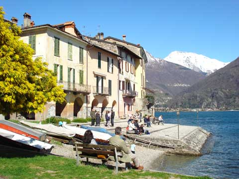 Picture of Lake Como guide and tourist informations about Rezzonico