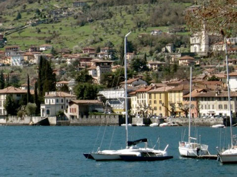 Picture of Lake Como guide and tourist informations about Mezzegra