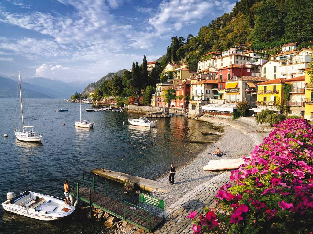 Bild von Herbsturlaub in Italien Ferienhaus