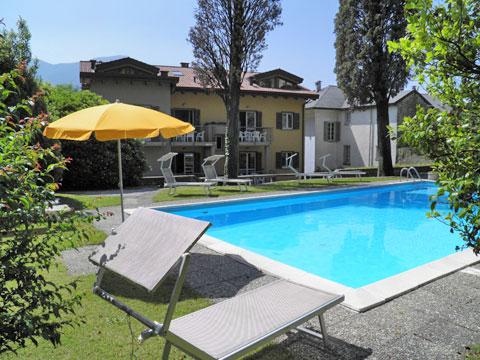 immagine di Holiday Residence Cedro Domaso in Italia