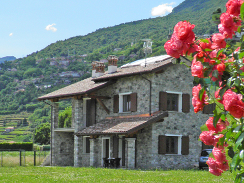Picture of Rustic Cottage at Lake Como