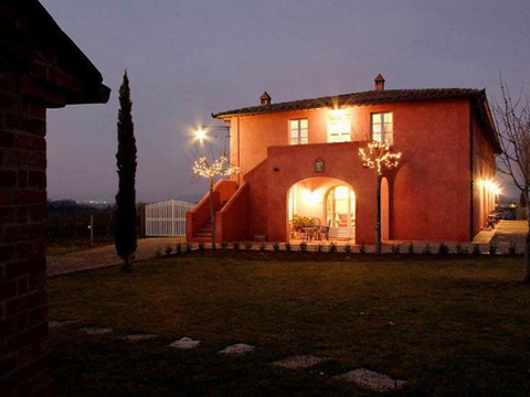 Bild von Ferienhaus in Italien Florenz Ferienwohnung in Montepulciano Toskana
