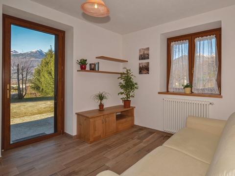 Bild von Ferienhaus in Italien Lago di Como Appartamento in Colico Lombardia
