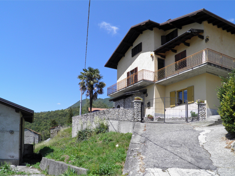 Bild von Ferienhaus in Italien Lac de Côme Appartement in Montemezzo Lombardie