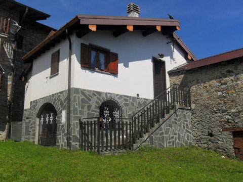 Bild von Ferienhaus in Italien Lake Como Holiday home in Vercana Lombardy