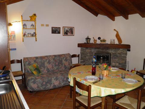Bild von Ferienhaus in Italien Comer See Ferienhaus in Dosso del Liro Lombardei