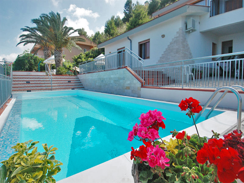 Bild von Ferienhaus in Italien Sizilien Nordküste Villa in Castellammare del Golfo  Sizilien