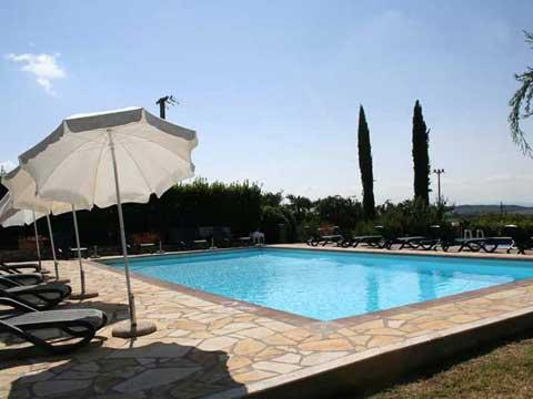 Bild von Ferienhaus in Italien Chianti Ferienwohnung in Castelnuovo Berardenga Toskana