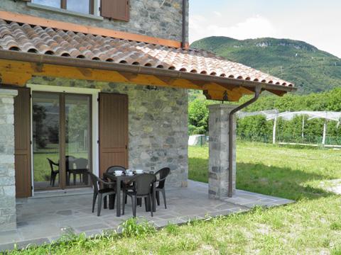 Ferienwohnung Casa Ca Gio Al Borg Primo