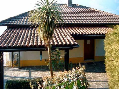Bild von Ferienhaus in Italien Lago Maggiore Villa in Tronzano Piemont