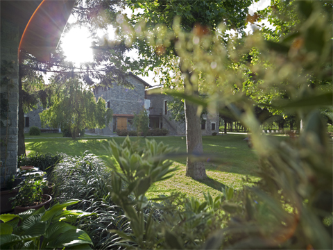 Bild von Ferienhaus in Italien Lago di Como Agriturismo in Gera Lario Lombardia