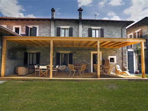 Bild von Ferienhaus in Italien Lake Como Agriturismo Hotel B&B in Gera Lario Lombardy