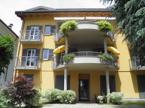 Bild von Ferienhaus in Italien Lake Como Apartment in Domaso Lombardy