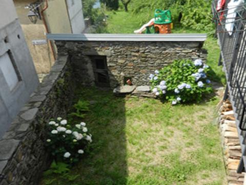 Bild von Ferienhaus in Italien Lago Maggiore Rustico Natursteinhaus in Bassano Tronzano Piemont