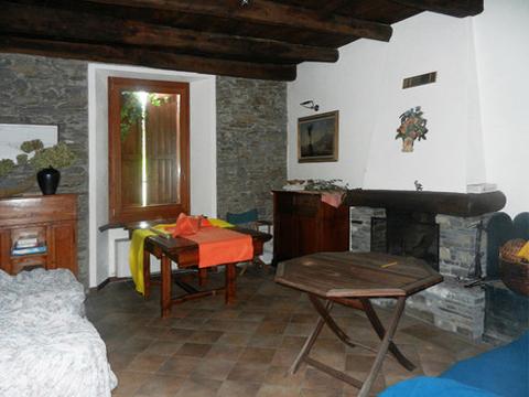 Bild von Ferienhaus in Italien Lago Maggiore Rustico in Bassano Tronzano Piemonte