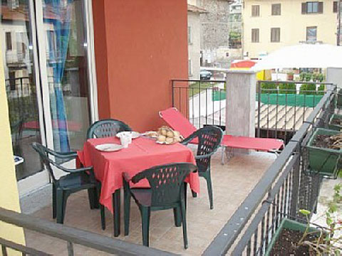Ferienwohnung Casa Colombo Sorico Monolocale