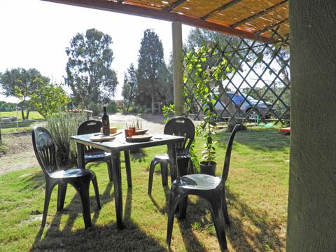 Bild von Ferienhaus in Italien Sardinien Südküste Ferienwohnung in Pula Sardinien