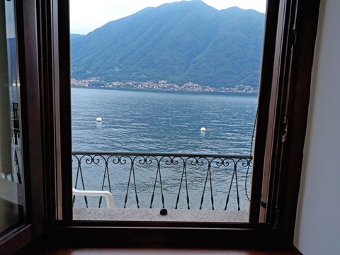 Bild von Ferienhaus in Italien Lake Como Apartment in Colonno Lombardy