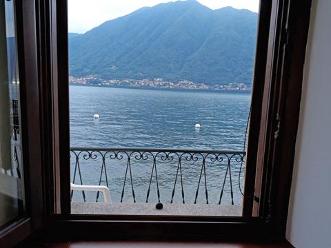Bild von Ferienhaus in Italien Comer See Ferienwohnung in Colonno Lombardei