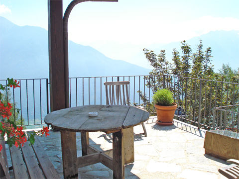 Bild von Ferienhaus in Italien Lago di Como Agriturismo in Sorico Lombardia