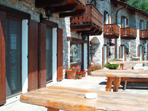 Bild von Ferienhaus in Italien Comer See Hotel Agriturismo B&B in Sorico Lombardei