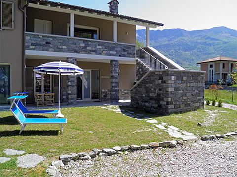 Ferienwohnung Casa Giardino Secondo