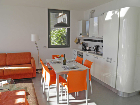 Bild von Ferienhaus in Italien Comomeer Appartement in Vercana Lombardy
