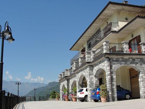 Bild von Ferienhaus in Italien Lac de Côme Appartement in Sorico Lombardie
