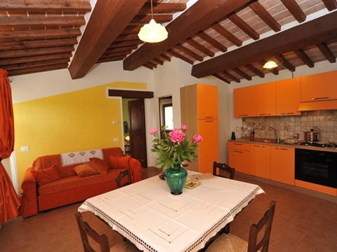 Bild von Ferienhaus in Italien Umbrien Ferienwohnung in Citerna Umbrien