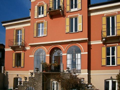 Bild von Ferienhaus in Italien Lake Maggiore Apartment in Verbania Piemont