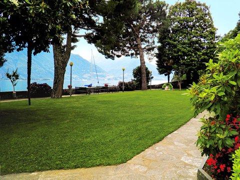 Bild von Ferienhaus in Italien Lake Como Apartment in Cremia Lombardy