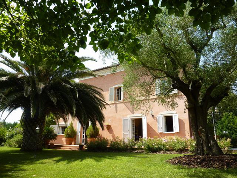 Bild von Ferienhaus in Italien Adria Ferienhaus in Corridonia Marken