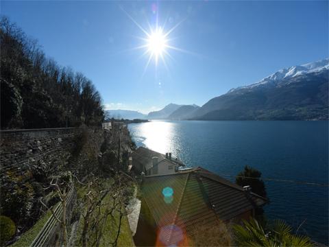 Bild von Ferienhaus in Italien Comomeer Appartement in Dervio Lombardy