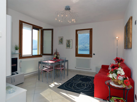 Bild von Ferienhaus in Italien Comer See Ferienwohnung in Dervio Lombardei