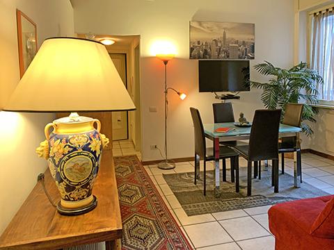 Bild von Ferienhaus in Italien Comer See Ferienwohnung in Como Lombardei