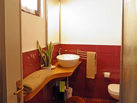 Bild von Ferienhaus in Italien Comer See Ferienwohnung in Peglio Lombardei