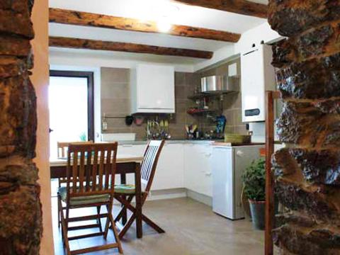 Bild von Ferienhaus in Italien Comer See Ferienwohnung in San Siro Lombardei