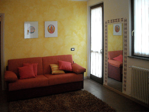 Bild von Ferienhaus in Italien Lake Como Apartment in Gravedona Lombardy